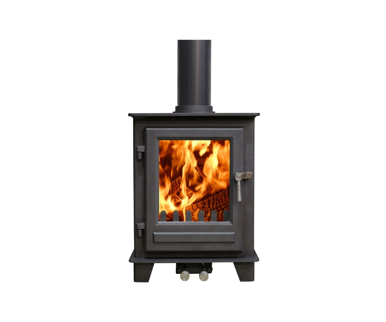 Embers Bristol SIA Eco design ready stoves Clock compact 5