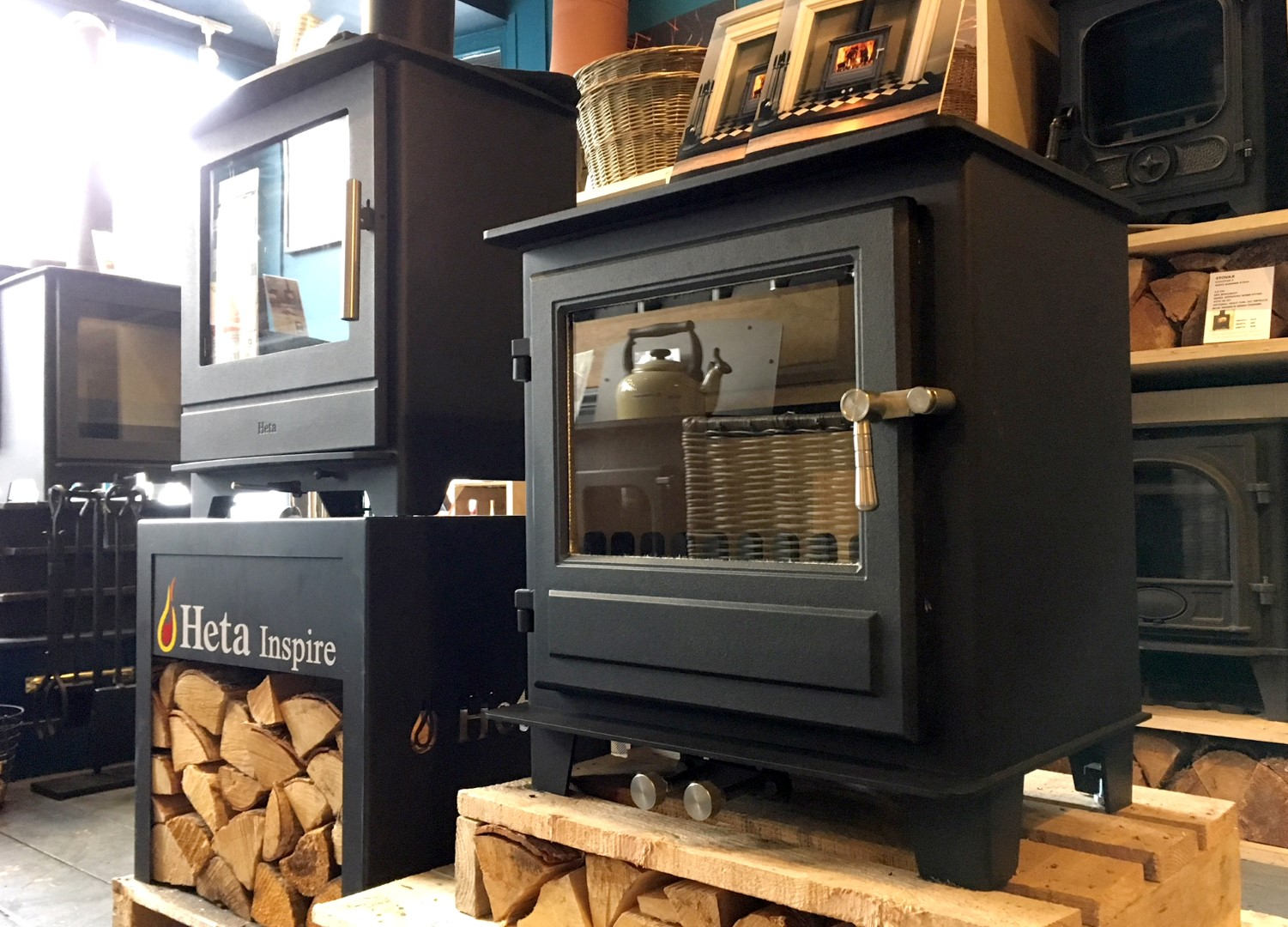 Embers Bristol Showroom