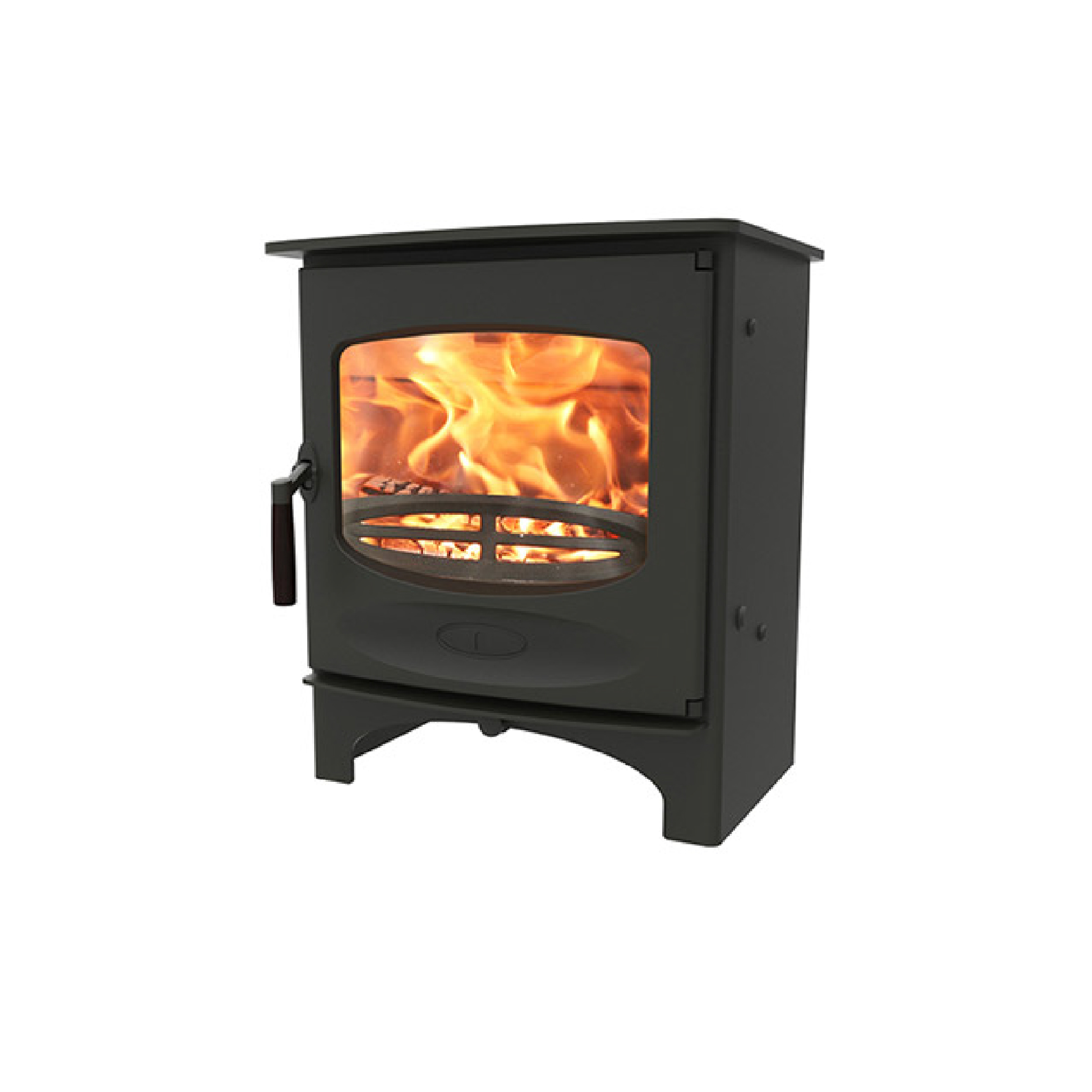 Embers Bristol Charnwood C Five BLU Wood Burning Stove