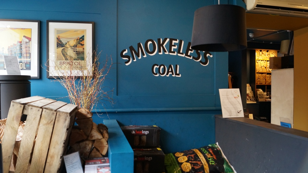 Embers bristol smokeless coal