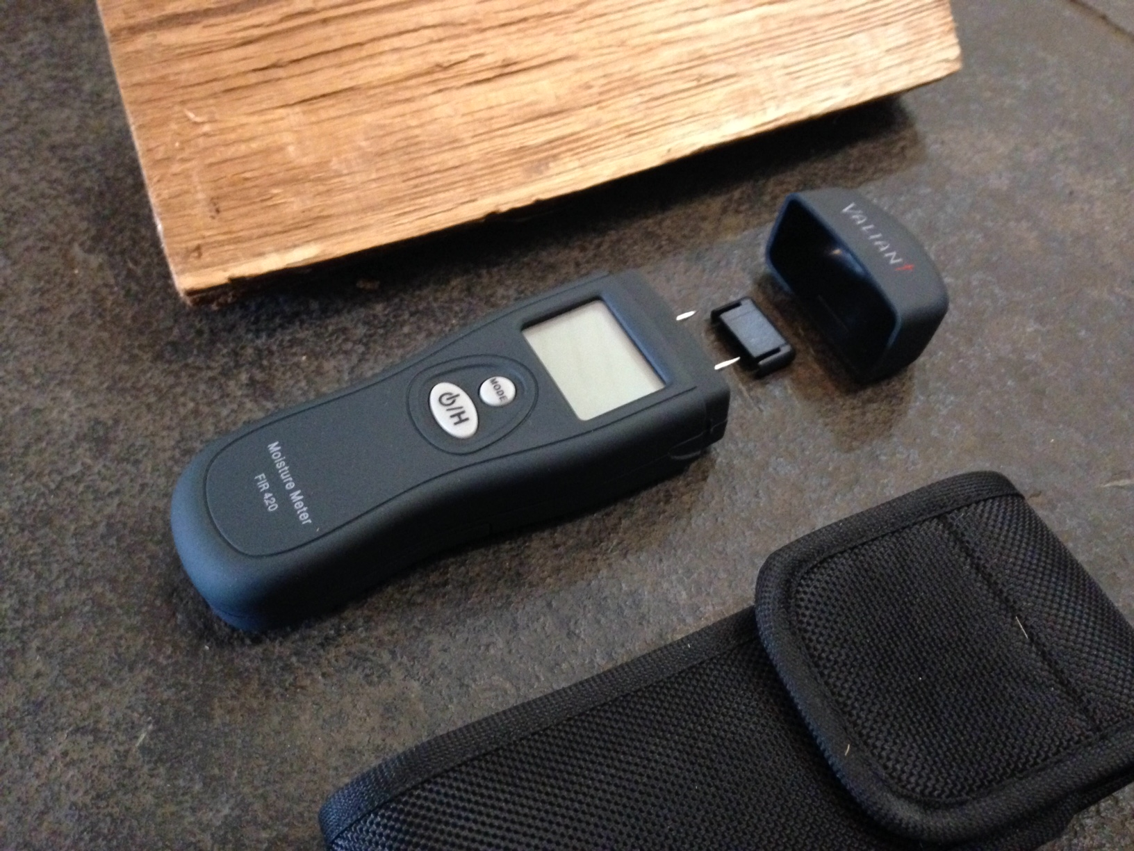 Moisture meters a must for wood burners!
