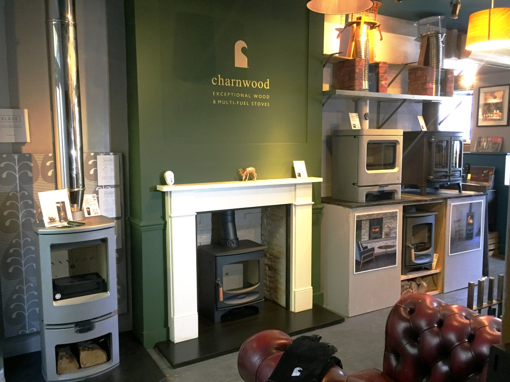 Embers Bristol Charnwood wood burning stoves