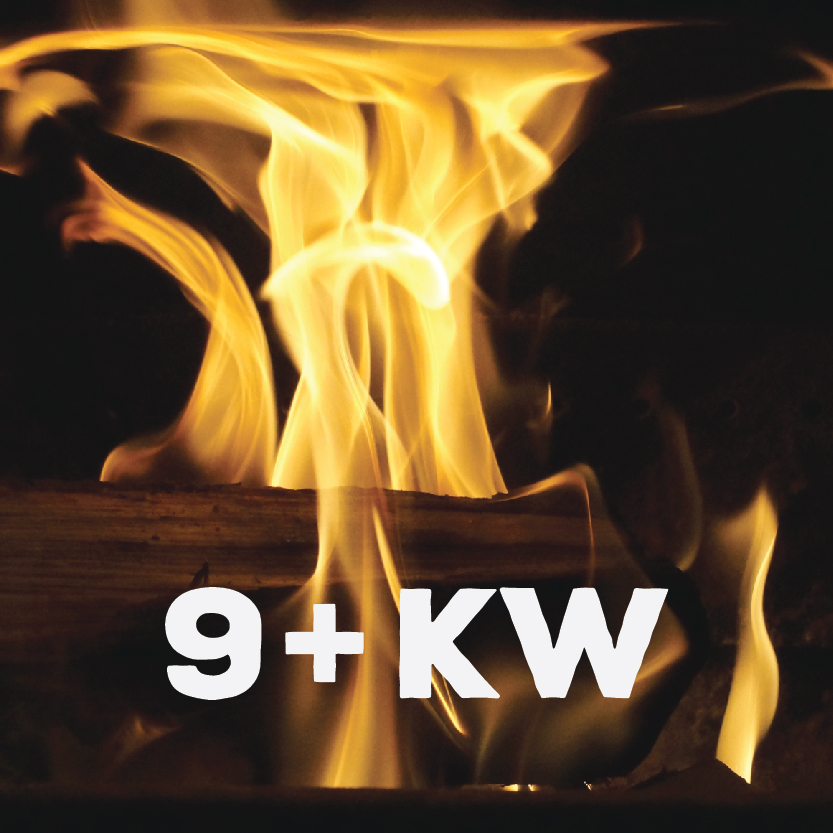9kW and Above